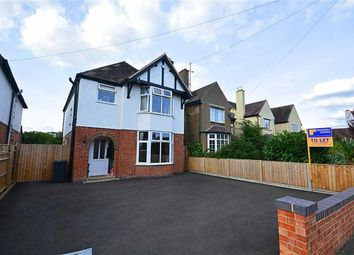 Thumbnail 3 bed detached house to rent in Grosvenor Road, Longlevens, Gloucester