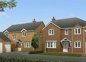 Thumbnail 5 bed detached house for sale in Main Street, Cosby, Leicester