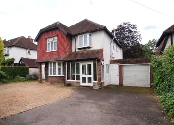 Thumbnail 4 bed detached house for sale in Higher Green, Ewell