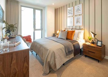 Thumbnail 3 bed flat for sale in Knights Road, Silvertown, London