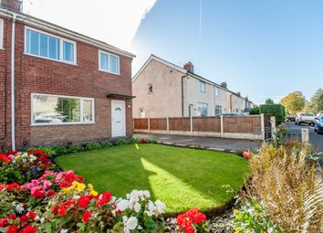 Thumbnail 3 bed semi-detached house for sale in Mercer Road, Lostock Hall, Preston
