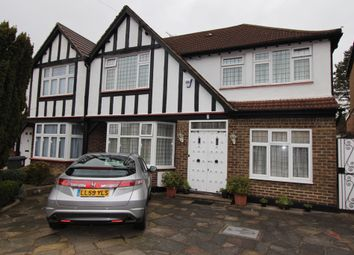 Thumbnail 5 bed semi-detached house for sale in Savoy Close, Edgware