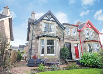 Thumbnail 4 bed semi-detached house for sale in Clifton Bank, Craigie, Perth