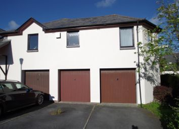 Thumbnail 2 bed flat for sale in Ashton Crescent, Braunton