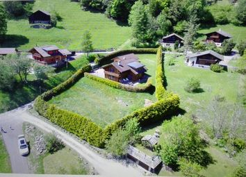 Thumbnail 3 bed chalet for sale in Chalet Babou - Barboleuse (Villars/Gryon), Vaud, Switzerland