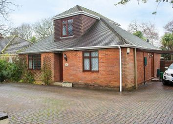 Thumbnail 3 bed detached bungalow for sale in Lower Mullins Lane, Hythe, Southampton