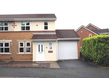 Thumbnail 3 bed semi-detached house for sale in Oakworth Drive, Bolton