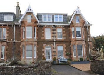 Thumbnail 4 bed maisonette for sale in Glenearn, 19-20 Mountstuart Road, Rothesay, Isle Of Bute