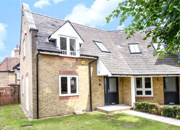 Thumbnail 2 bed semi-detached house for sale in High Street, Harefield, Uxbridge, Middlesex