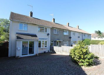 Thumbnail 3 bed end terrace house for sale in The Noke, Stevenage, Hertfordshire