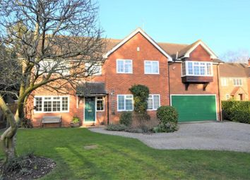 Thumbnail 5 bed detached house for sale in Holly Lane, Silchester