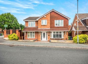 Thumbnail 5 bedroom detached house for sale in Brockeridge Close, Willenhall, West Midlands