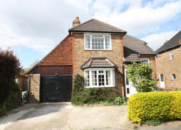 Thumbnail 3 bed detached house for sale in Manor Gardens, Guildford