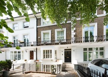 Thumbnail 6 bed town house to rent in Marloes Road, Kensington