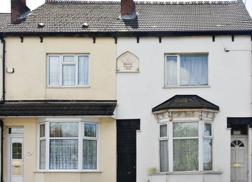 Thumbnail 1 bed terraced house for sale in Parkfield Road, Wolverhampton