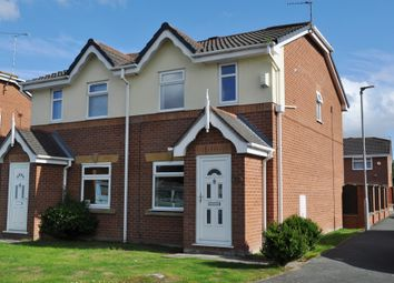 Thumbnail 2 bed semi-detached house for sale in Dalton Close, Blacon, Chester