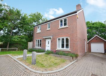 Thumbnail 4 bed detached house for sale in Farm Close, Calmore, Southampton, Hampshire