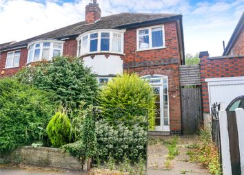 Thumbnail 3 bed semi-detached house for sale in Ainsdale Road, Leicester