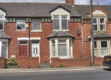 Thumbnail 3 bed terraced house for sale in Beech Grove, Bedlington