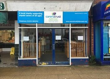 Thumbnail Retail premises to let in 78 Victoria Road West, Cleveleys, Lancashire
