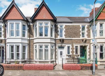 Thumbnail 3 bedroom terraced house for sale in Newfoundland Road, Heath, Cardiff