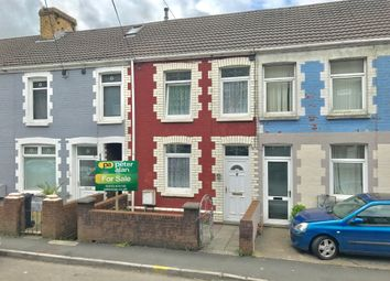 Thumbnail 2 bed terraced house for sale in Morgans Terrace, Pontrhydyfen, Port Talbot