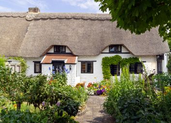 Thumbnail 3 bed end terrace house for sale in Manor Lane, Shrivenham, Swindon