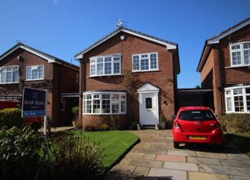 Thumbnail 4 bed detached house for sale in Bude Close, Bramhall, Stockport