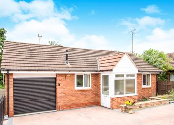 Thumbnail 2 bed detached bungalow for sale in Osprey Road, Leicester