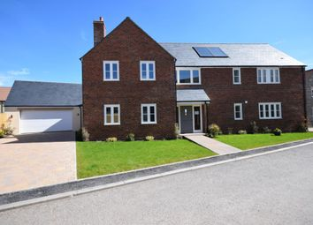 Thumbnail 5 bed detached house for sale in The Levels, Meare, Glastonbury, Somerset