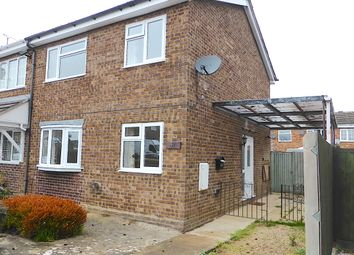 Thumbnail 3 bed semi-detached house to rent in Meadow View, Banbury