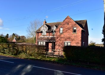 Thumbnail 4 bed detached house to rent in Wadborough Rd, Worcester