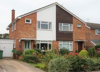 Thumbnail 3 bed semi-detached house for sale in Bankfields, Headcorn