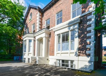Thumbnail 3 bed flat for sale in Parkfield Road, Aigburth, Liverpool