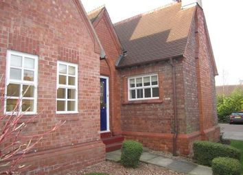 Thumbnail 3 bed mews house for sale in Eddisford Drive, Culcheth, Warrington