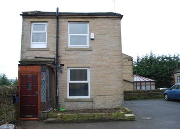 Thumbnail 2 bed detached house to rent in Cemetery Road, Bradford