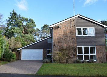 Thumbnail 5 bed detached house to rent in Bourne Firs, Lower Bourne, Farnham, Surrey