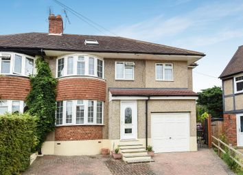 Thumbnail 5 bed semi-detached house for sale in Gaywood Road, Ashtead