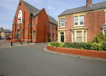 Thumbnail 6 bed end terrace house to rent in Mundella Terrace, Heaton, Newcastle Upon Tyne