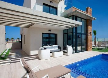 Thumbnail 3 bed detached house for sale in Orihuela Costa, Costa Blanca, Spain