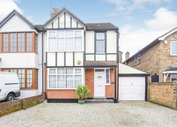 Dymoke Road, Hornchurch RM11. 3 bed semi-detached house for sale