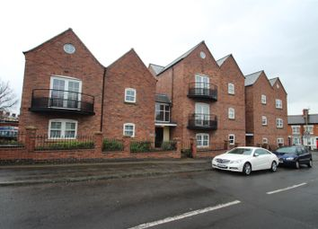 Thumbnail 2 bed flat for sale in Tetuan Road, Leicester
