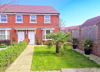 Thumbnail 3 bed semi-detached house for sale in Clover Mead, Felpham