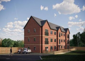 Thumbnail 2 bed flat for sale in Sussex Road Apartments, 14A Sussex Road, Chapel Town, Sheffield