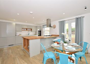 Thumbnail 3 bedroom terraced house for sale in Radnor Park Avenue, Folkestone, Kent