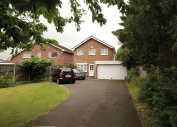 Thumbnail 4 bed detached house for sale in A Dominion Road, Glenfield, Leicester