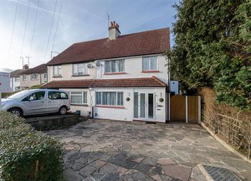 Thumbnail 3 bedroom semi-detached house for sale in Chipstead Valley Road, Coulsdon, Surrey