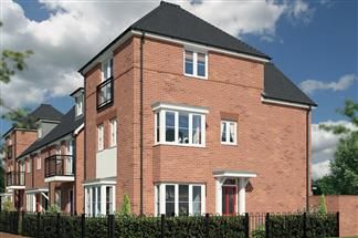 Thumbnail 3 bed link-detached house for sale in Peters Village, Hall Road, Wouldham