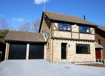 Thumbnail 4 bed detached house for sale in Kemp Court, Bagshot