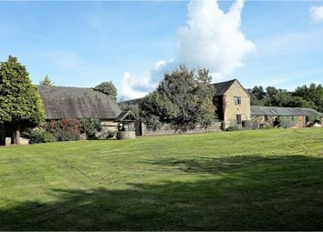Thumbnail 6 bed barn conversion for sale in Sywell Road, Overstone